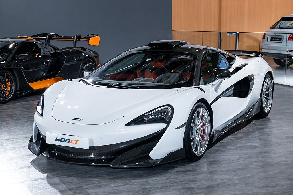 McLaren 600LT。 圖/McLaren提供