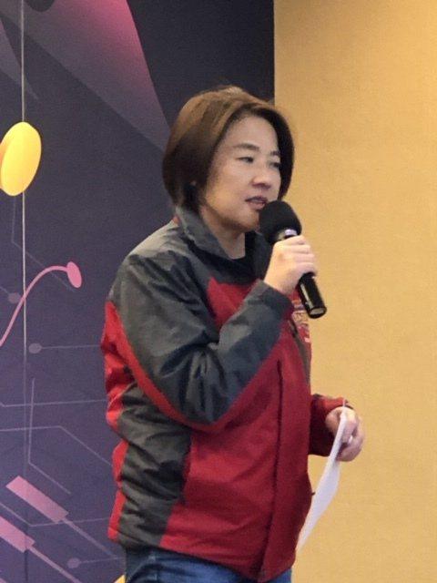 臺北市副市長黃珊珊表示,未來臺北市政府對於文創產業挹注的補助只有多不會少,預算經...