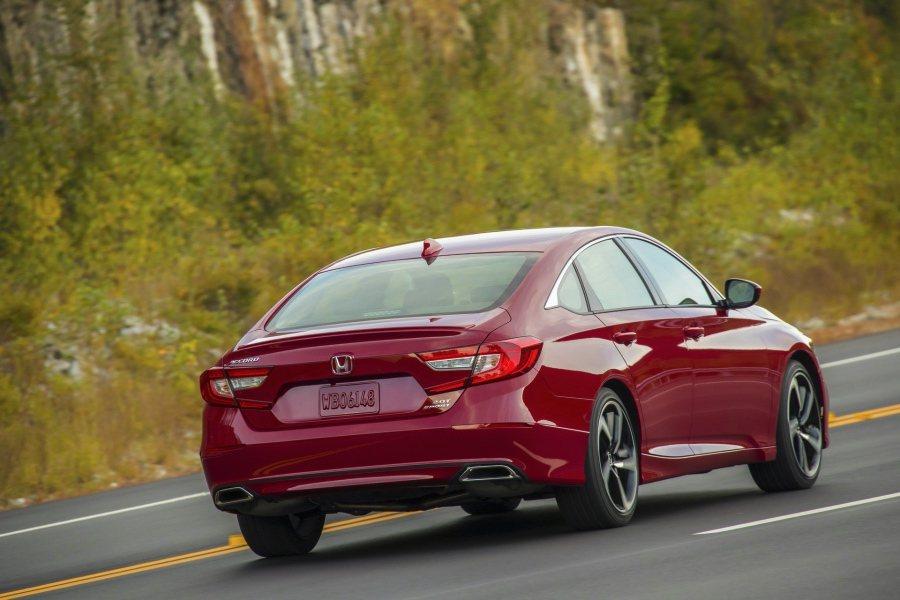 Honda提供