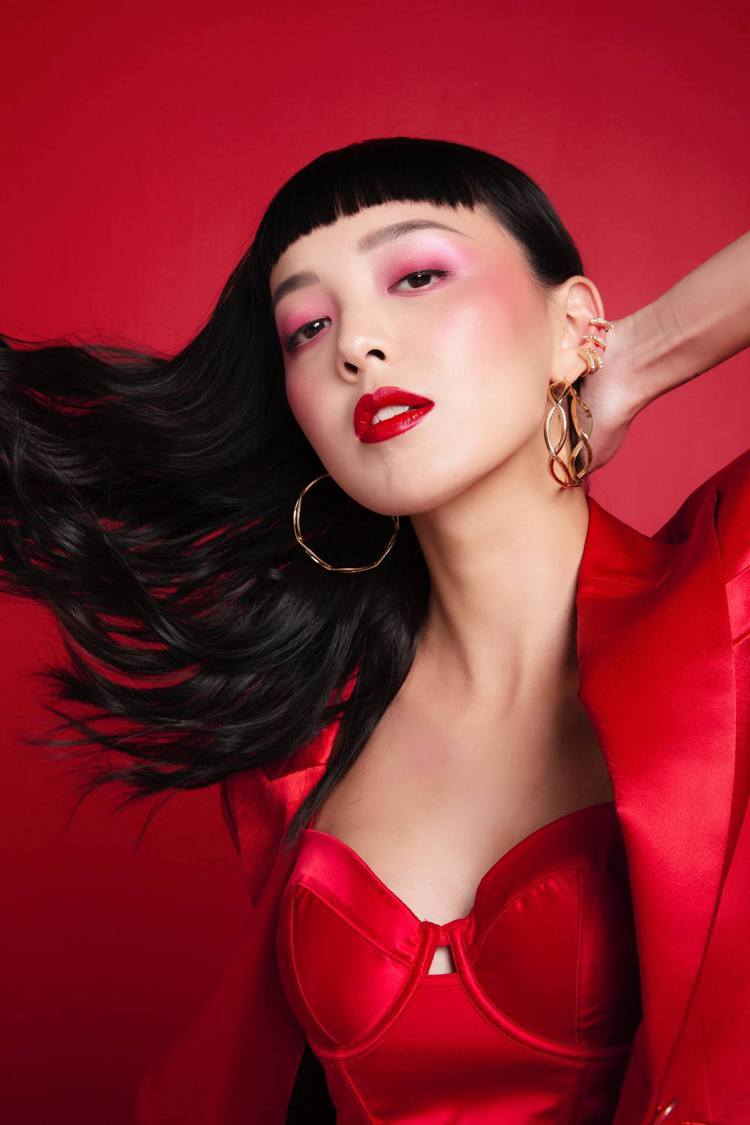 NYX Professional Makeup請來李函Kiwi擔任全球品牌代言人...