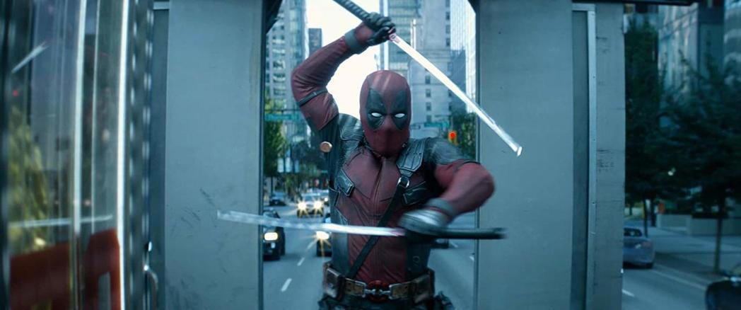 「死侍」回歸漫威後,暴力動作尺度是否一如前兩集?受到粉絲關心。圖/摘自imdb