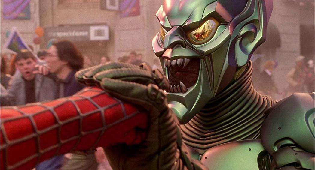 綠惡魔有可能在漫威電影中登場。圖/摘自imdb