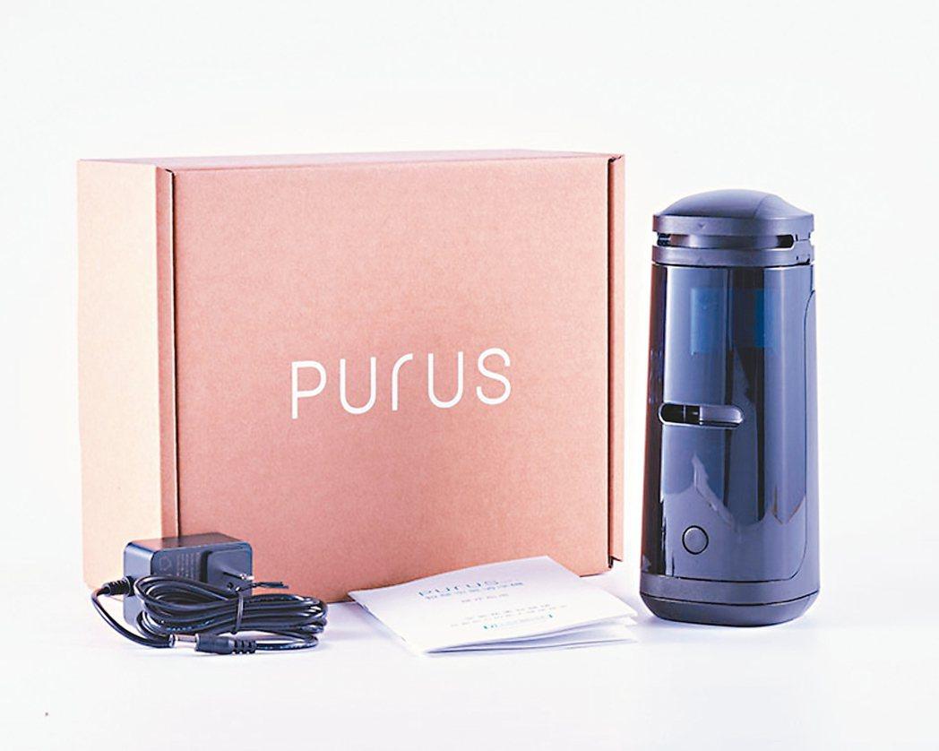 創星淨聯空氣清淨機擁有清除PM2.5、細菌以及除臭等功能。 創星淨聯/提供