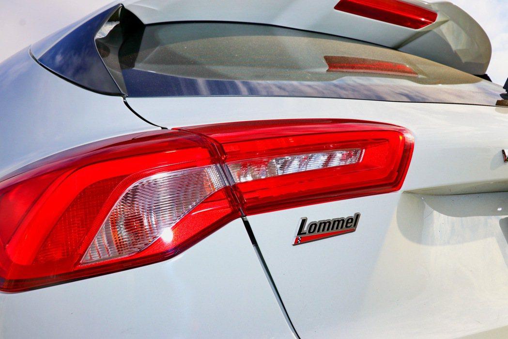 Ford Focus ST-Line Lommel賽道特化版於日前正式發表。 記...