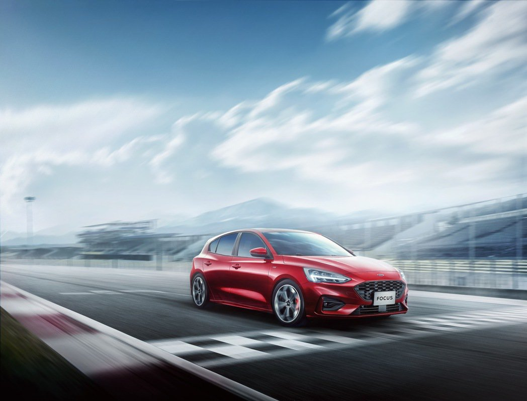 Ford Focus ST-Line Lommel賽道特化版售價92.8萬。 圖...