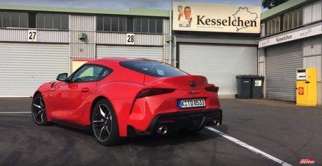 影/Toyota Supra紐柏林單圈比BMW M2 Competition還快!