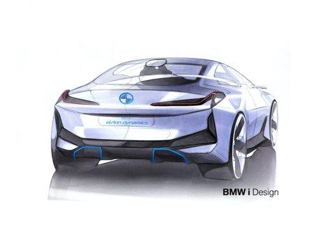 傳BMW將打造 i6 電動轎跑挑戰Audi E-Tron GT與Porsche Taycan!