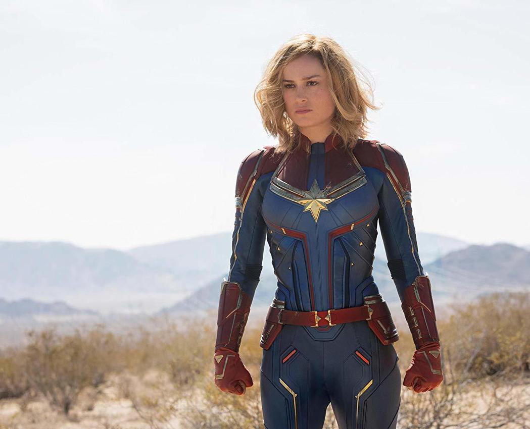 布麗拉森拍「驚奇隊長」的片酬據傳是500萬美元。圖/摘自imdb