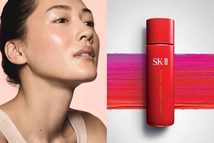 SK-II青春露推出2020年新年限量版,230ml/6,250元。圖/SK-I...