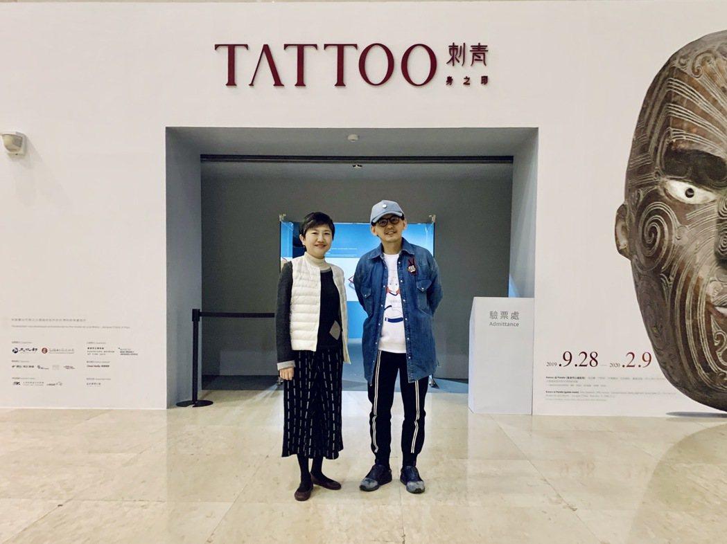 高雄市立美術館推出「TATTOO刺青-身之印」,甫獲藝術家雜誌票選2019年十大...