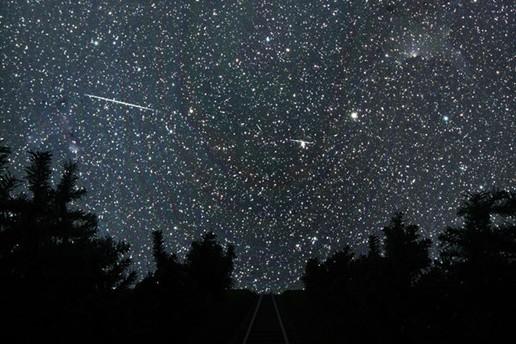 8 月 12 日 流星 群 時間