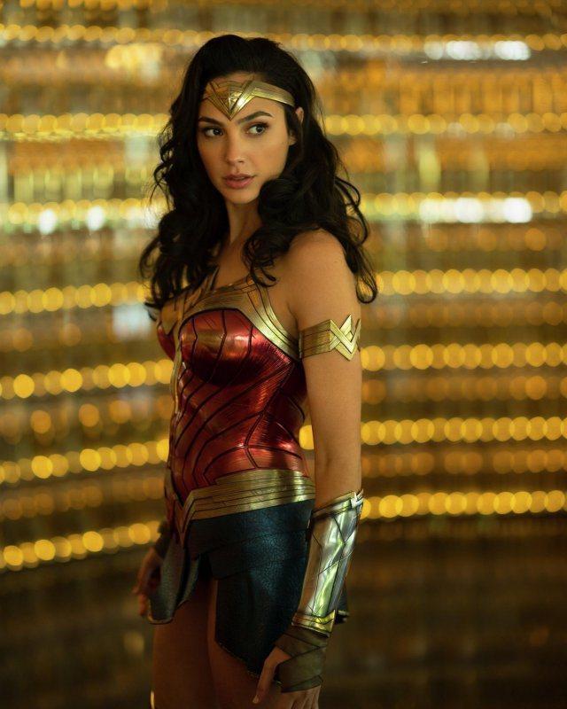蓋兒加朵回歸演出「神力女超人1984」是外媒評選期待度最高的電影。圖/摘自推特