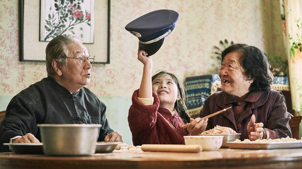 「年尾巴」角逐「台灣國際兒童影展」。圖/公視提供