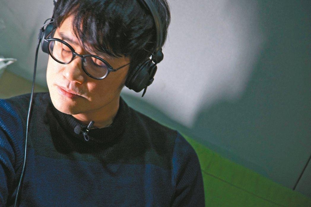 陳建騏入行20年,累積厚實的音樂資歷。 攝影/陳立凱   圖/好多音樂提供