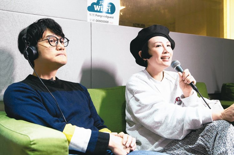 陳建騏和魏如萱在工作和生活上都是一起成長的夥伴。 攝影/陳立凱 圖/好多音樂...