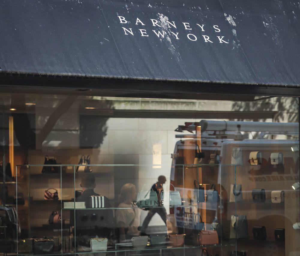 美國精品百貨Barneys在日本的授權公司靠著勾勒出對美國生活的想像吸引消費者,...