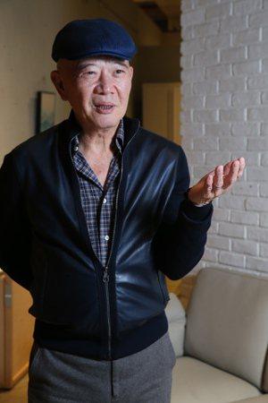 特力總裁何湯雄專訪。 記者徐兆玄/攝影