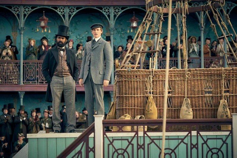 《熱氣球飛行家》劇照。 圖/IMDb