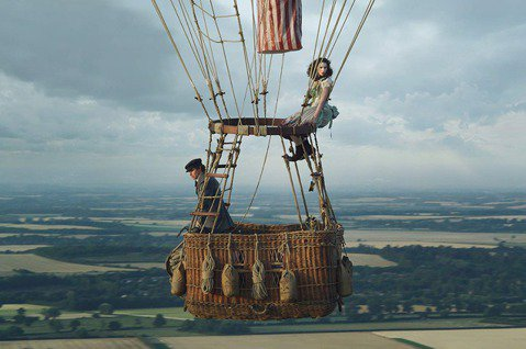 《熱氣球飛行家》:世界的樣貌,取決於我們冒險過的一切