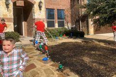 12歲童拿聖誕禮「放大鏡」實驗 意外讓院子陷火海