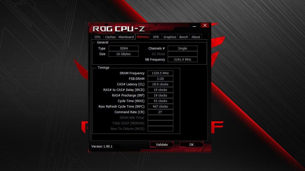 記憶體為採主板內建DDR4 16GB,因此但無法升級。 彭子豪/攝影
