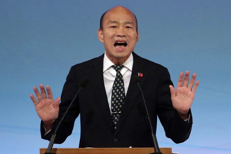 民粹主義一詞在政治學研究上屬中性詞彙,係指有政治人物具有強烈的性格。在台灣,這樣的現象則以「韓流」為顯例。 圖/美聯社