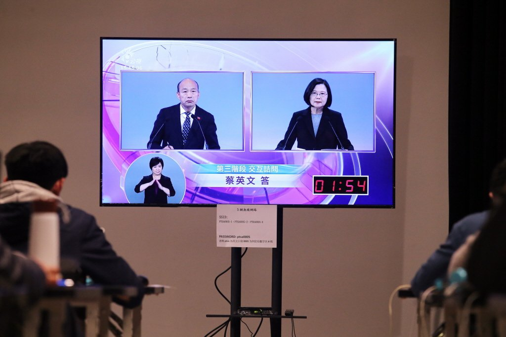 透過辯論發現,有候選人毫不在意事實為何,並且經常信口開河。 圖/聯合報系資料照