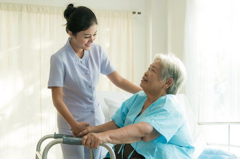 隨著人口老化的速度增快,市場上對於長照相關人才的需求大幅增加,熟齡商機前景看好。 (English OK)