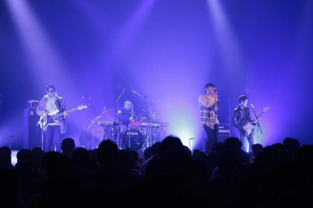 宇宙人應邀擔任「Bariyoka Rock」音樂祭嘉賓。圖/相信提供