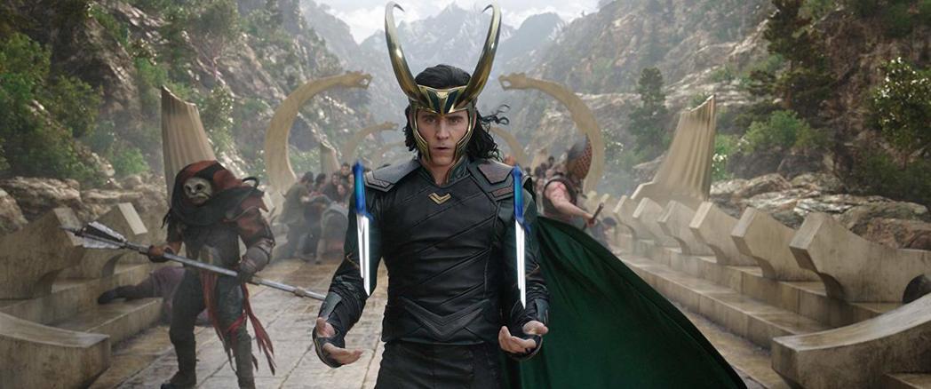 湯姆希德斯頓因扮演邪神洛基走紅。圖/摘自imdb