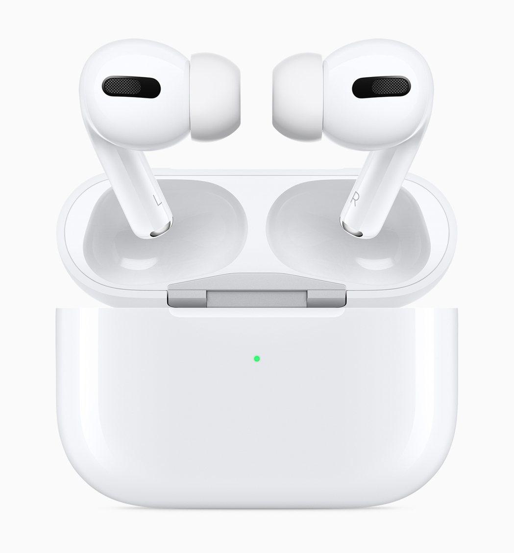 AirPods Pro。 圖/蘋果提供