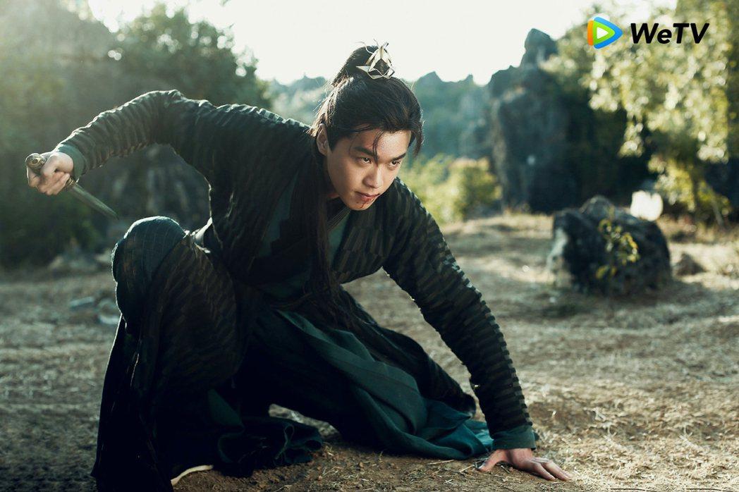 張若昀在「慶餘年」角色圈粉,網敲碗第二季。圖/WeTV提供