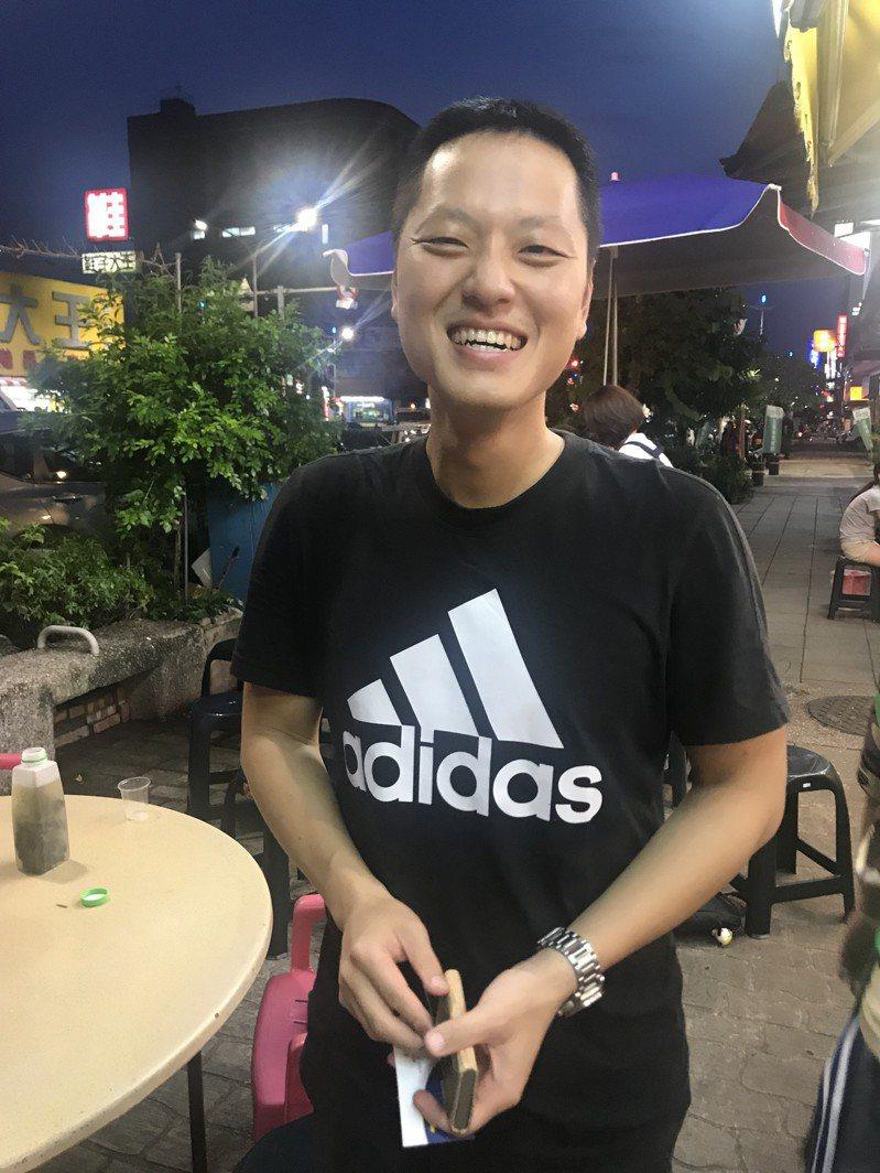 台北市政府副發言人戴于文。圖/聯合報系資料照片