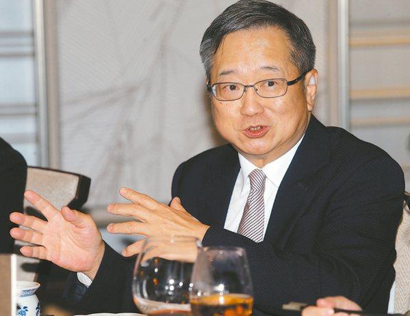 裕隆集團執行長特別顧問黃日燦 本報系資料庫