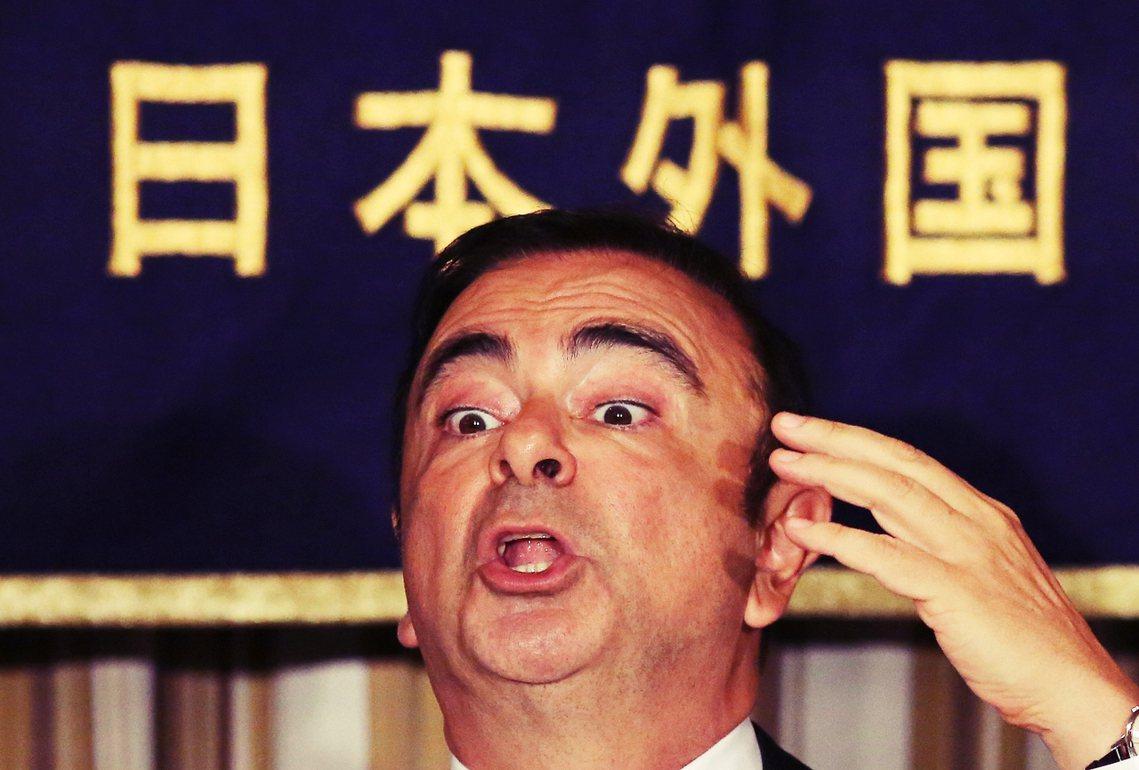 「我人就在黎巴嫩!」因違反日本《金融商品交易法》而被警方逮捕的Nissan傳奇C...