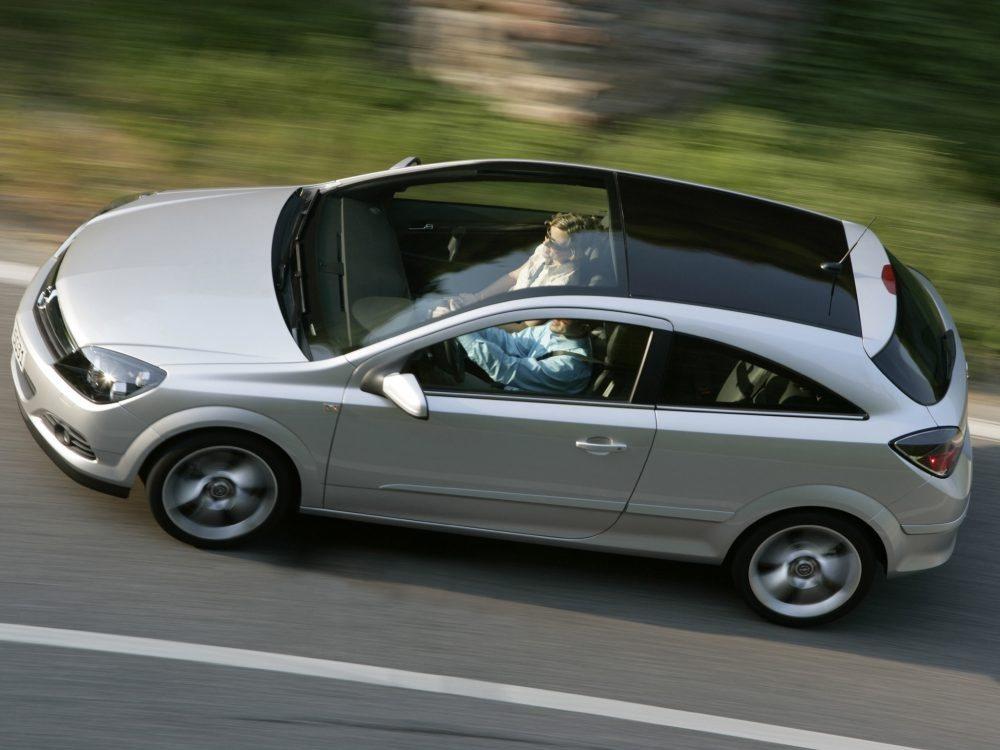 Opel Astra GTC 。 圖/Opel提供