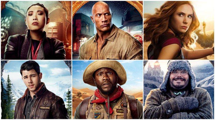 圖/擷自Sony Pictures 索尼影業@facebook