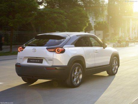 Mazda高層表示 MX-30不配備大一點的電池是有原因的!