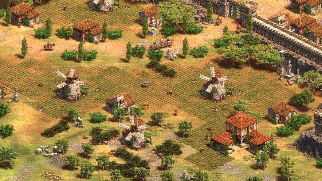 《世紀帝國》系列也幫助了許多玩家建構對歷史文明的概念。