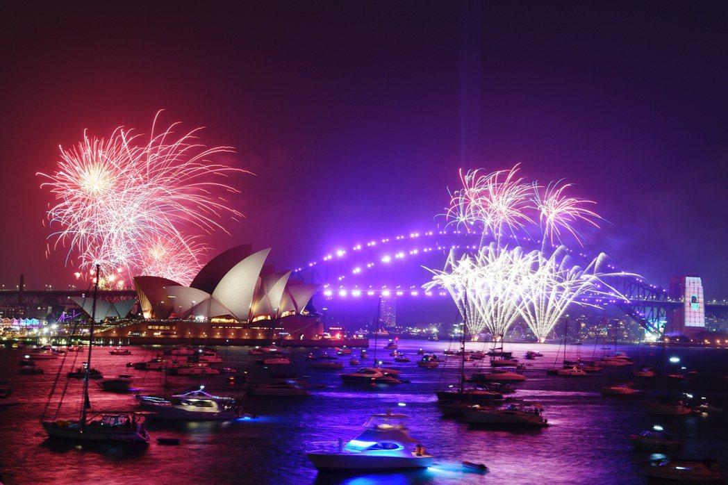 末日硬要放煙火?澳洲野火災難中的「雪梨跨年煙火」
