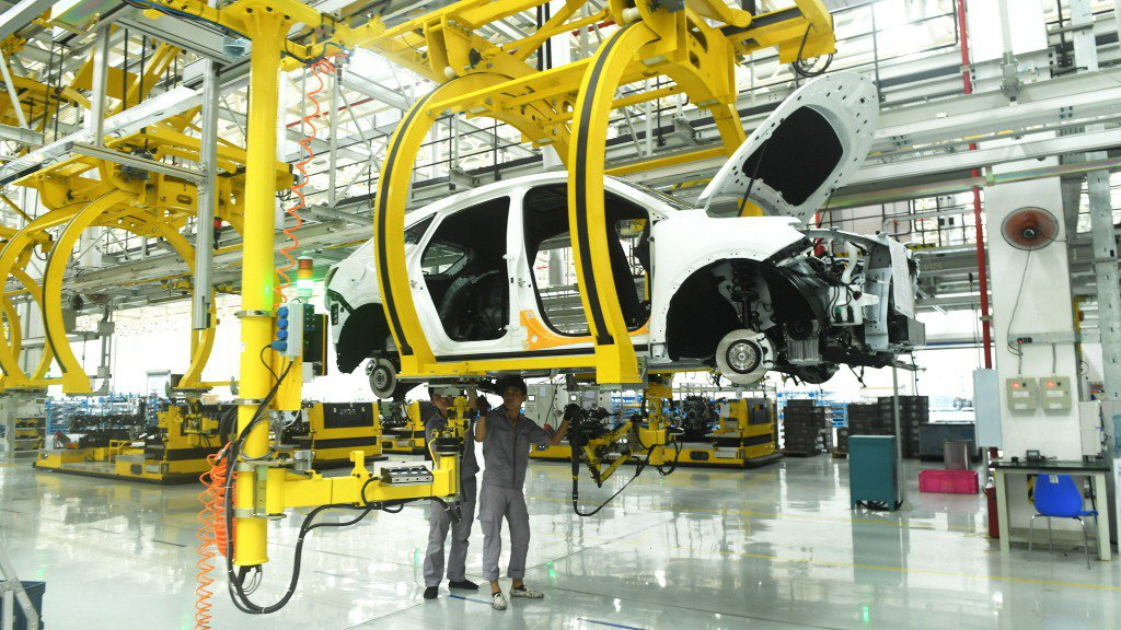 大陸12月製造業採購經理指數(PMI)50.2,已是連續兩個月持續擴張區間。本報...