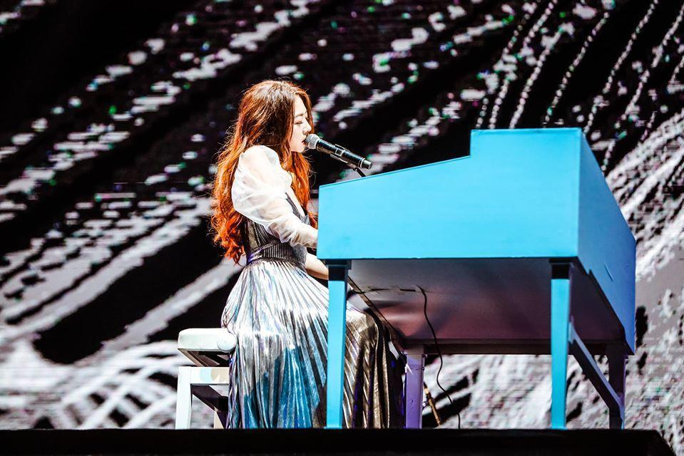 陳綺貞今晚將於大陸合肥體育中心開唱。圖/摘自臉書