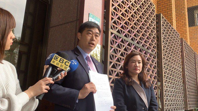 律師葉慶元。本報資料照/記者賴佩璇攝影