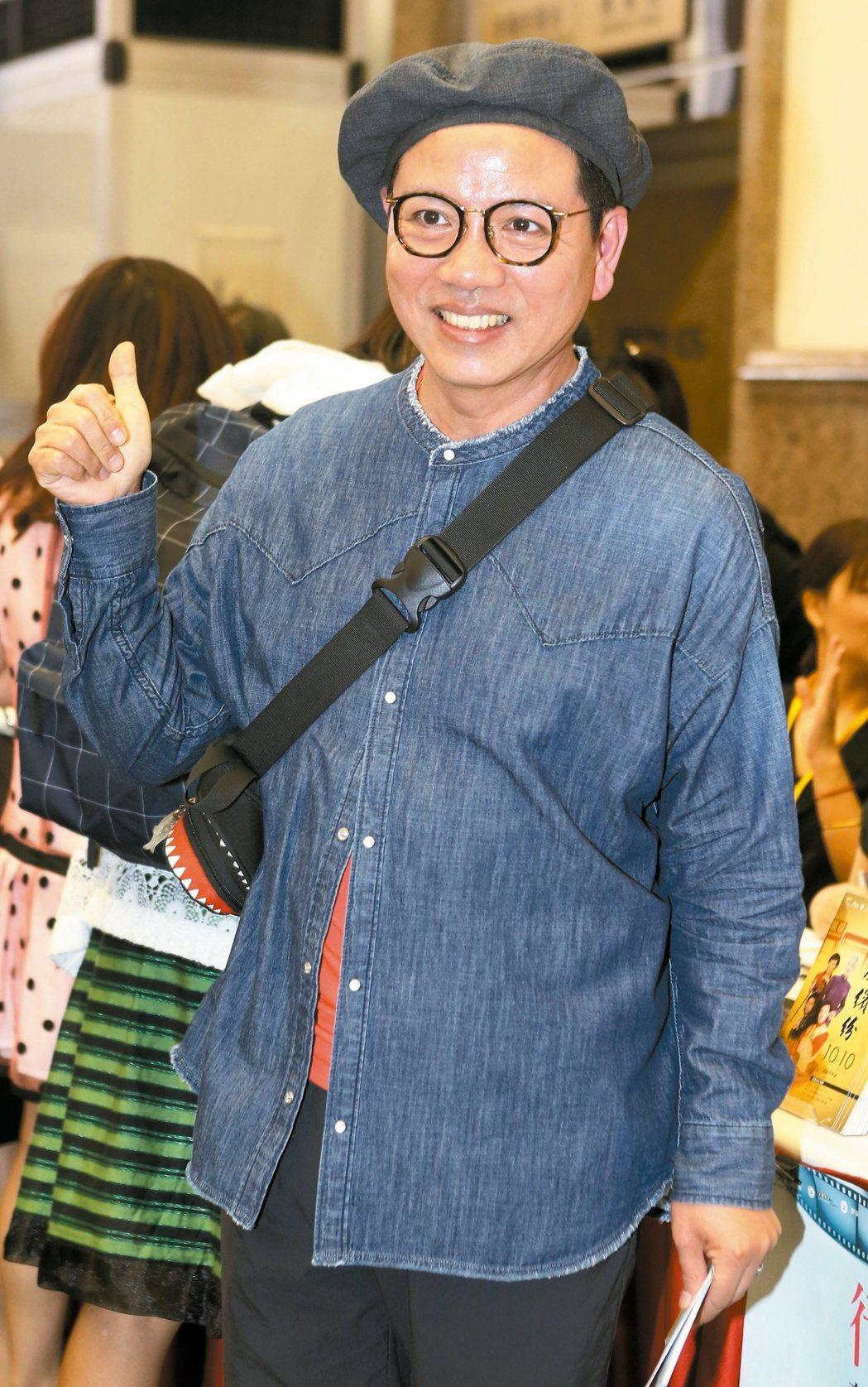 陳凱倫一直有感恩的心圖/本報資料照片