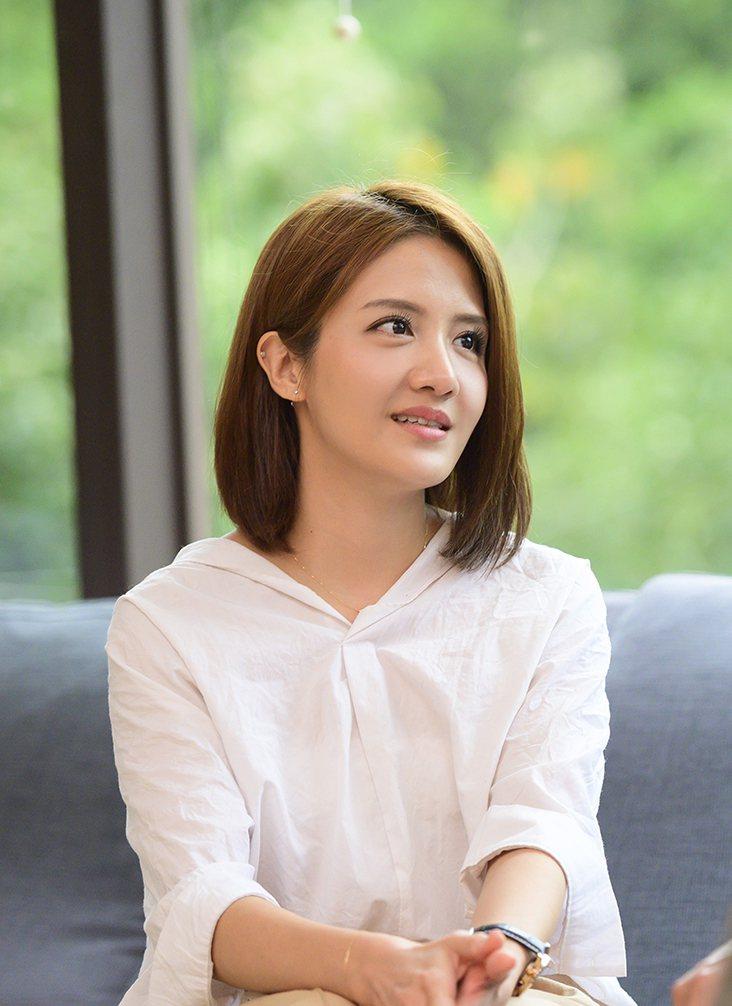 李宣榕渴望找到愛的人。圖/TVBS提供