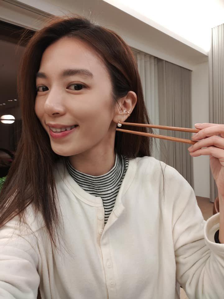 田馥甄今年跨年放假之餘,不忘兌現與粉絲的承諾。圖/摘自臉書