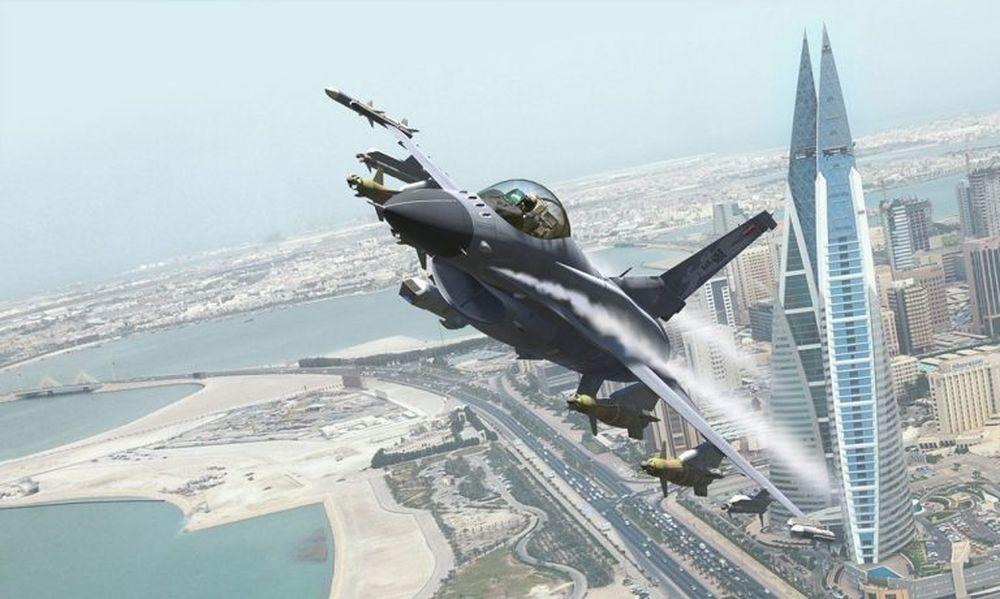 F-16V。圖/翻攝自洛克希德馬丁公司官網