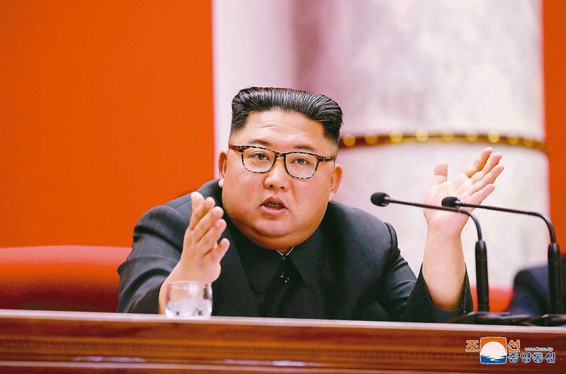 根據報導,金正恩宣稱,北韓已經沒必要堅守暫停核試和洲際彈道飛彈試射的承諾,近期將推出新的戰略武器。 路透