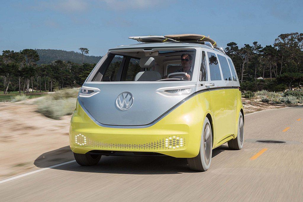 傾全力發展電動車的德國福斯,將比預期更早達到銷售目標。 圖/Volkswagen...
