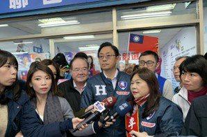 被控檢舉文宣謊稱黑函 李永萍將對<u>賴品妤</u>提告